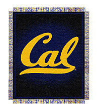 University of California, Berkeley Logo Throw