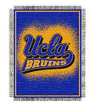 UCLA Logo Throw
