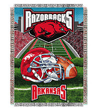 University of Arkansas Home Field Advantage Throw