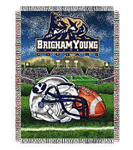 Brigham Young University Home Field Advantage Throw