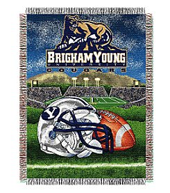 NCAA® Brigham Young University Home Field Advantage Throw