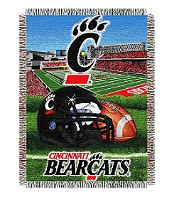 University of Cincinnati Home Field Advantage Throw