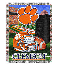 Clemson University Home Field Advantage Throw