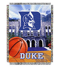 Duke University Home Field Advantage Throw