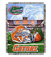 University of Florida Home Field Advantage Throw