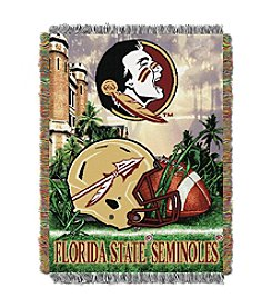 Florida State Home Field Advantage Throw