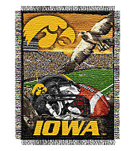 University of Iowa Home Field Advantage Throw