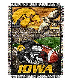 NCAA® University of Iowa Home Field Advantage Throw
