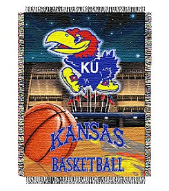 NCAA® University of Kansas Home Field Advantage Throw