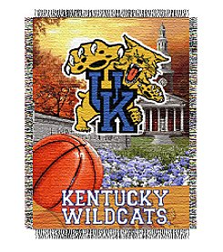 University of Kentucky Home Field Advantage Throw