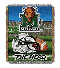 Marshall University Home Field Advantage Throw