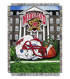 University of Maryland Home Field Advantage Throw