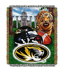 University of Missouri Home Field Advantage Throw
