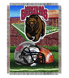 University of Montana Home Field Advantage Throw