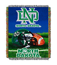 University of North Dakota Home Field Advantage Throw