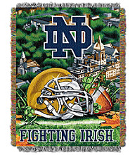 Notre Dame Home Field Advantage Throw