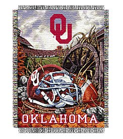 University of Oklahoma Home Field Advantage Throw