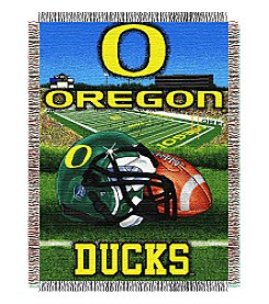 NCAA® University of Oregon Home Field Advantage Throw