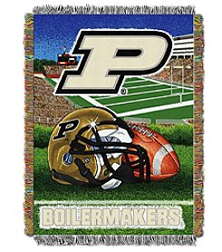 Purdue University Home Field Advantage Throw
