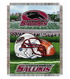 NCAA® Southern Illinois University Home Field Advantage Throw