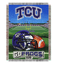 Texas Christian University Home Field Advantage Throw