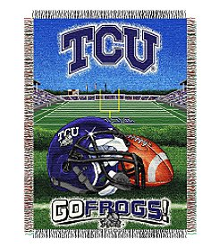 NCAA® Texas Christian University Home Field Advantage Throw