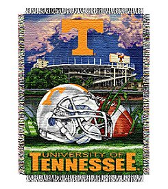 University of Tennessee Home Field Advantage Throw
