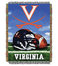 University of Virginia Home Field Advantage Throw