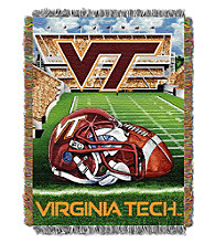 Virginia Tech Home Field Advantage Throw