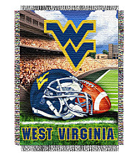 West Virginia University Home Field Advantage Throw