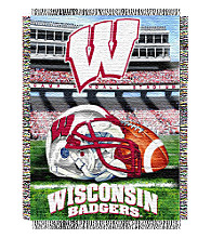 University of Wisconsin Home Field Advantage Throw