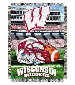 NCAA® University of Wisconsin Home Field Advantage Throw