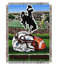 University of Wyoming Home Field Advantage Throw