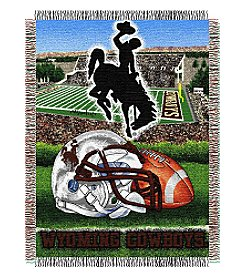NCAA® University of Wyoming Home Field Advantage Throw