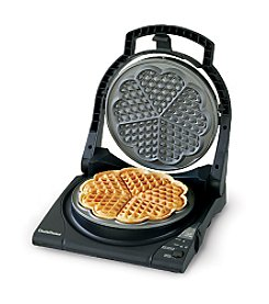 Chef's Choice® WafflePro® 5 of Hearts Waffler w/Floating Top Plate