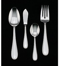 Vera Wang® Vera Lace 4-Piece Hostess Set