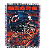 Chicago Bears Logo Throw