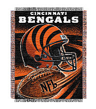Cincinnati Bengals Logo Throw