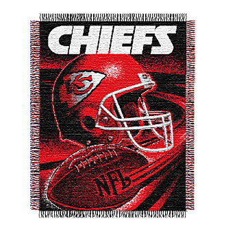 Kansas City Chiefs Logo Throw