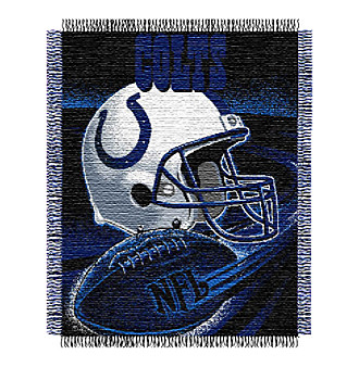 Indianapolis Colts Logo Throw