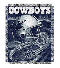 Dallas Cowboys Logo Throw