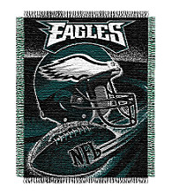 Philadelphia Eagles Logo Throw