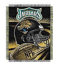 Jacksonville Jaguars Logo Throw