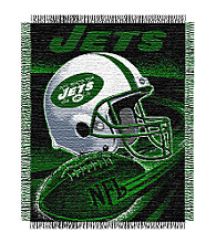 New York Jets Logo Throw