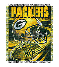 Green Bay Packers Logo Throw