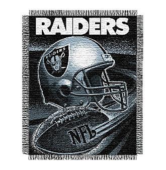 Oakland Raiders Logo Throw