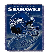 Seattle Seahawks Logo Throw