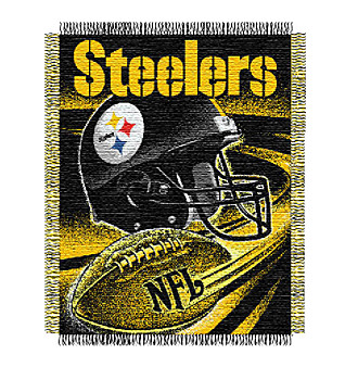 Pittsburgh Steelers Logo Throw