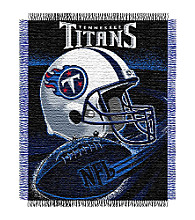 Tennessee Titans Logo Throw