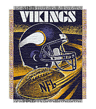 Minnesota Vikings Logo Throw